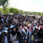 حضور ۳ هزار نفری بانوان تبریزی در همایش بزرگ پیاده روی