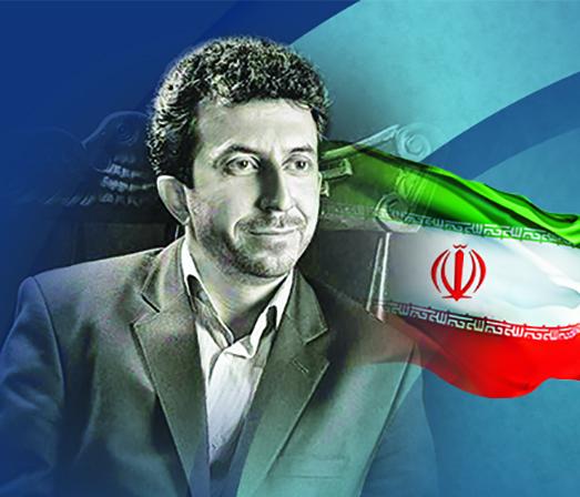 ابراهیم یعقوبی :ریاست اتحادیه آئینه و لوستر و آبکاران تبریز
