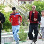 تداوم برگزاری ورزش صبحگاهی در بوستان های شهرداری منطقه ۷ تبریز