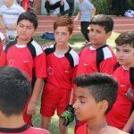 تداوم جلسه تمرینی و استعدادیابی مدرسه فوتبال شهرداری تبریز