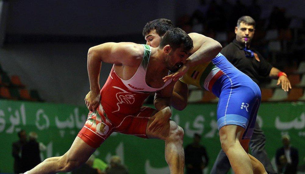 مدال نقره فرنگیکار میانهای در مسابقات قهرمانی آسیا