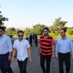 برنامه کوهپیمائی کارکنان شرکت واحد اتوبوسرانی تبریز برگزارگردید