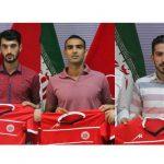 سه بازیکن بومی تیم فوتبال شهرداری تبریز تمدید کردند