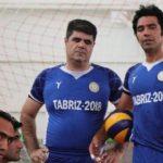 هفته دهم لیگ برتر والیبال کارکنان شهرداری تبریز به پایان رسید