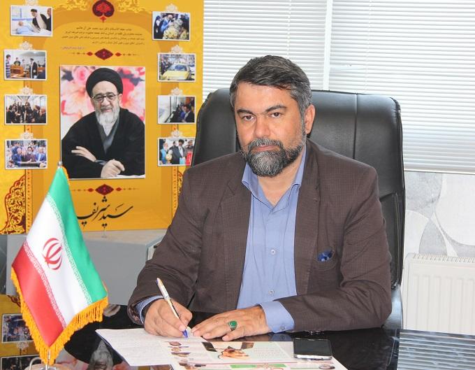 دکتر شهرام حسین نژاد دانشور مسئول شورای سیاستگذاری حزب همت در آ.ش: نقش رسانه ها در تحقق جهش تولید