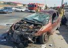 ۱۵ هزار کشته و ۳۱۵ هزار مصدوم بر اثر تصادفات طی ۱۰ ماه