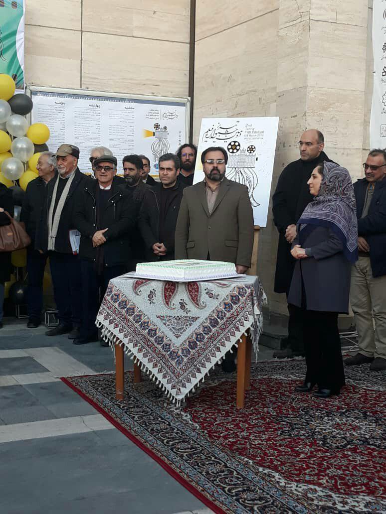 جشنواره فیلم تبریز کار خود را رسما آغاز کرد