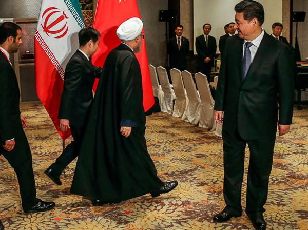 چرا چین در تحریم های آمریکا، در کنار ایران نخواهد ماند؟