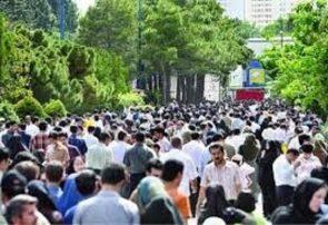 نرخ نگران کننده رشد جمعیت در استان