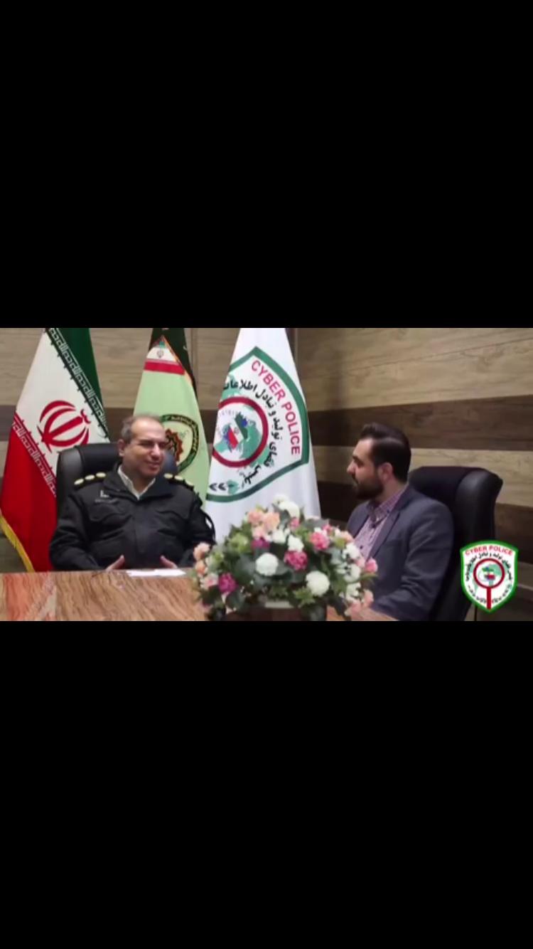کلیپ/ توصیه های رئیس پلیس فتا استان آذربایجان شرقی در رابطه با چهارشنبه سوری