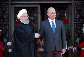 گزارش: ۷ نکته از سفر راهبردی و تاریخی روحانی به عراق