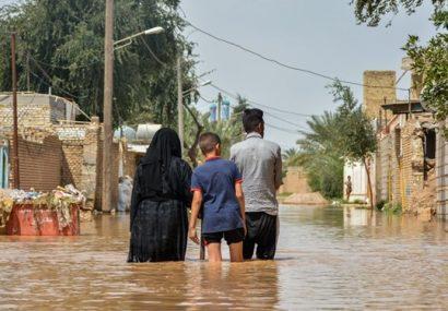 تخلیه ۲ شهرستان، ۱۲ شهر و ۱۱۰ روستای خوزستان
