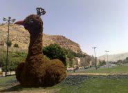 دستگیری عامل آتش سوزی المان طاووس شیراز