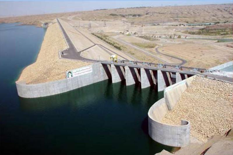سازمان آب و برق خوزستان: شرایط در سد کرخه مطلوب نیست / تراز آب از حد نرمال گذشت