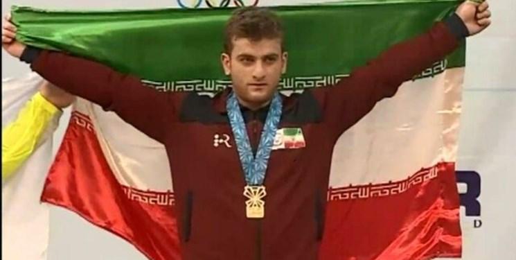 هدفم کسب مدال در المپیک ۲۰۲۴ است/ مسوولان از قهرمانان حمایت نمایند
