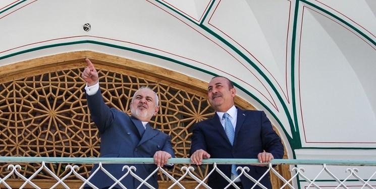 دیپلماسی آذربایجانشرقی در کما / دیدار وزاری امورخارجه ترکیه و ایران در اصفهان!
