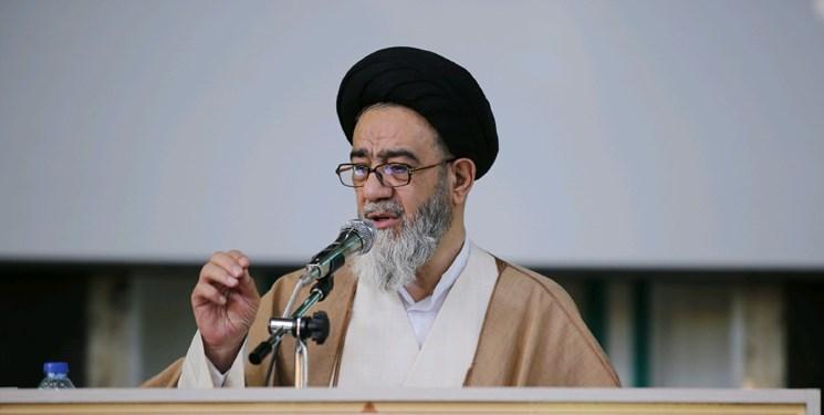 تذکر آلهاشم به صدا و سیما در مورد عفاف و حجاب / حجاب حق الله است