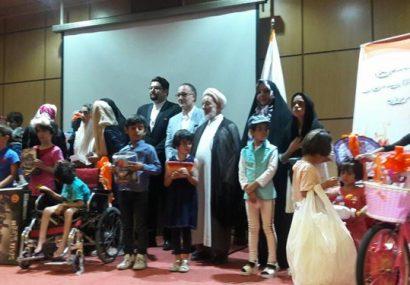 ۲۸ آرزوی کوچک در تبریز برآورده شد/خواستههای فرشتگان کوچک زمینی