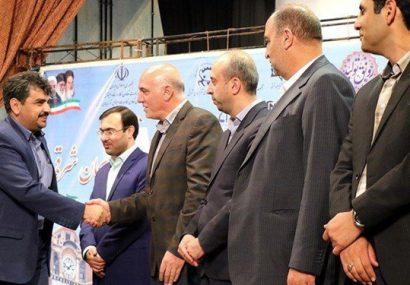 تجلیل از قهرمانان ورزش کارگری آذربایجانشرقی