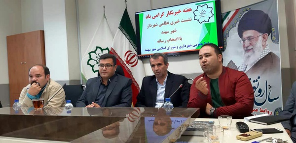 شهردار سهند در گفت و گو با رسانه های استان آذربایجان شرقی : افزایش ماهانه ۲۰۰۰نفر جمعیت در شهر جدید سهند