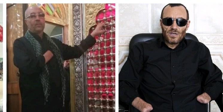 علمداران/ عباس، تو دوم نسخه شاه غدیری/همدلی جانبازها با آقای جانباز