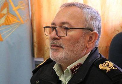۴۴ درصد سرقتهای آذربایجان شرقی در حوزه خودرو است/کشف ۹۶ درصد از جرائم سایبری در استان