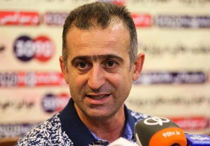 ۵۰ درصد بدنه تیممان از لیگ دسته اول است/شور و هیجان بین مردم آذربایجان هیچ وقت از بین نمیرود