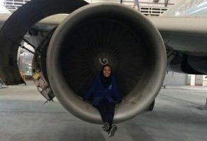 گفتوگو با اولین مهندس زن ایرانی برنده هوانوردی در آمریکا/ «طراحی هواپیمای پهن پیکر» از رویا تا واقعیت