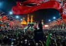شهدای مدافع حرم آذربایجان در پیادهروی اربعین/ هدیه تبریزیها به کودکان عراقی