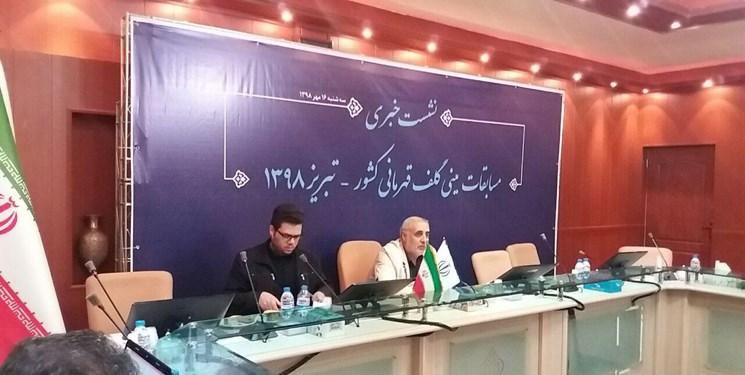 تقیپور: تبریز میتواند در گلف میزبان مسابقات آسیایی و جهانی شود/ معرفی گلف به عنوان ورزش اشرافی اشتباه است