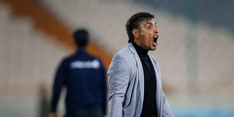 خطیبی: اگر تعویضهای من را مربیان ایتالیایی و آرژانتینی انجام میدادند میگفتند چنان و چنان کردند/دو تیم استراحت نداشتند