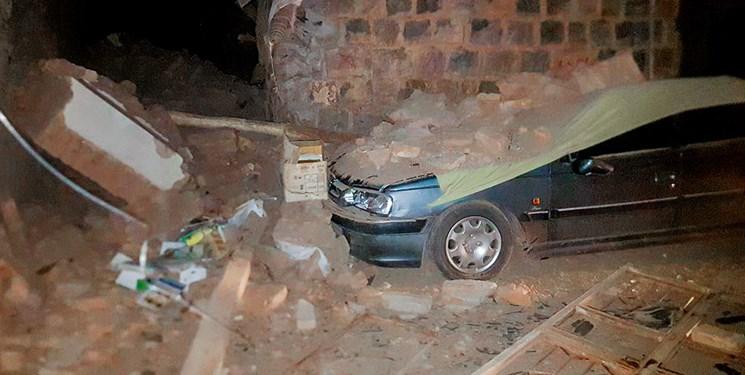 زلزله ۵٫۹ ریشتری «میانه»/ ۵ کشته و ۳۴۸ مصدوم/ آغاز اسکان اضطراری و برگشت آرامش به منطقه