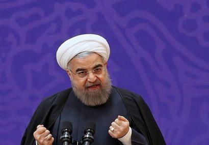 روحانی:افزایش نرخ بنزین به نفع مردم است