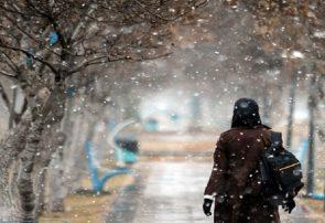 آذربایجانشرقی از جمعه سرد و برفی میشود