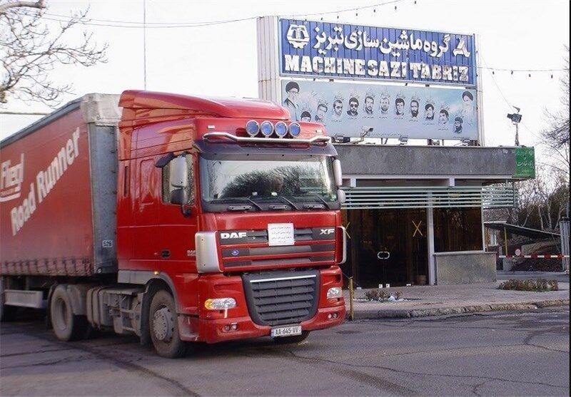 ششمین محموله ماشینسازی به ترکیه ارسال شد