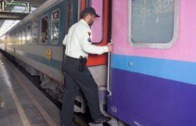 ۴ میلیارد ریال محموله قاچاق در راه آهن آذربایجان کشف شد