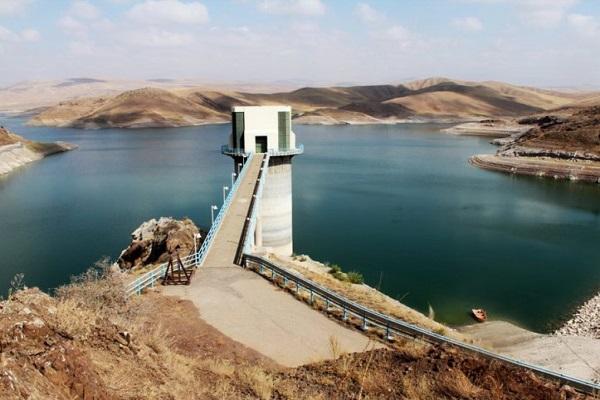 ۴۸ درصد ظرفیت سدهای آذربایجانشرقی پر شد