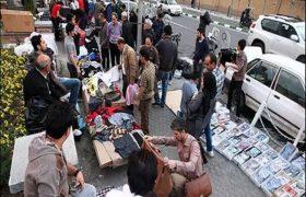 دستفروشان دغدغه مدیریت شهری، خوشایند شهروندان