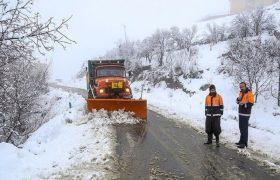 راه ۴۰۰ روستای آذربایجان شرقی بسته است