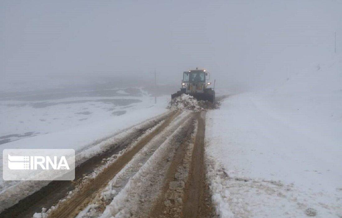 راه ۴۰۰ روستای آذربایجانشرقی بسته است