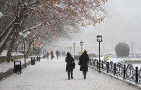 پیشبینی بارش برف و وزش باد از شنبه در آذربایجان شرقی