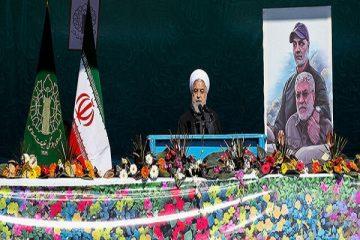 روحانی :مهمترین ثمره انقلاب انتخاب است/تضعیف جمهوری به تقویت اسلام نمیانجامد
