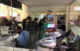 اسکان اضطراری ۲۵۰ مسافر در راه مانده از برف و کولاک
