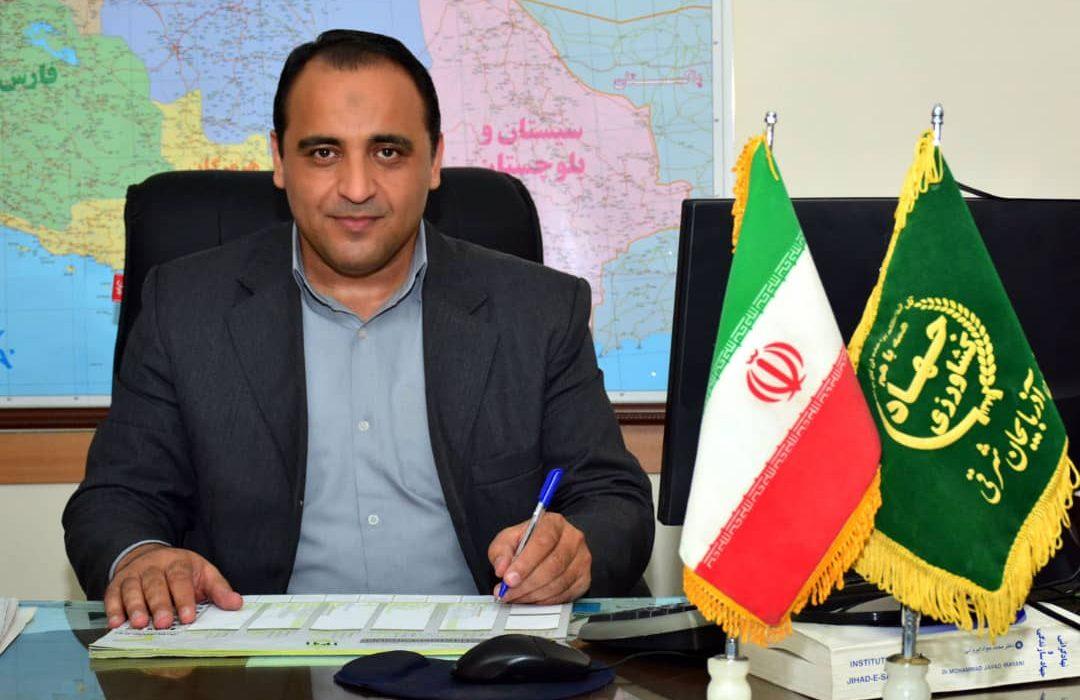 تجلیل از مهندس وحید کاظم زاده به عنوان مدیر برتر روابط عمومی در سطح کشور