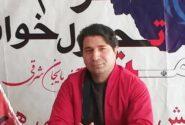 حاج رسول صادقزاده  جانشین حزب همت در استان: آنهایی که برای منفعت شخصی به  شورای شهر می روند …