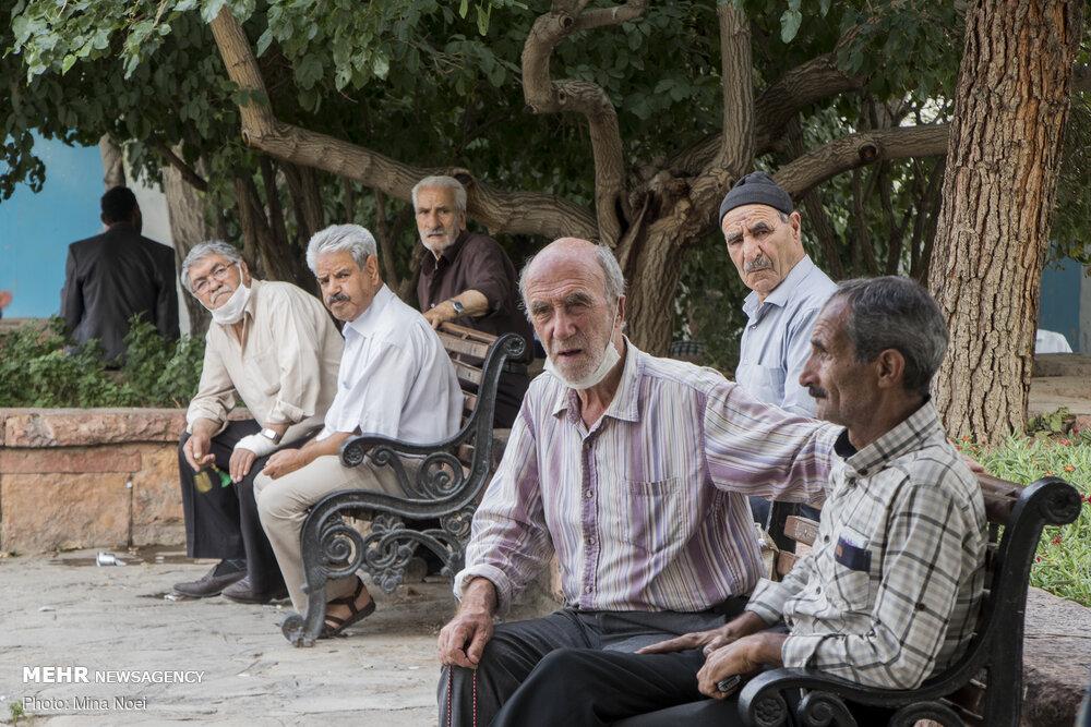 برتری آماری جمعیت زنان سالمند در ایران