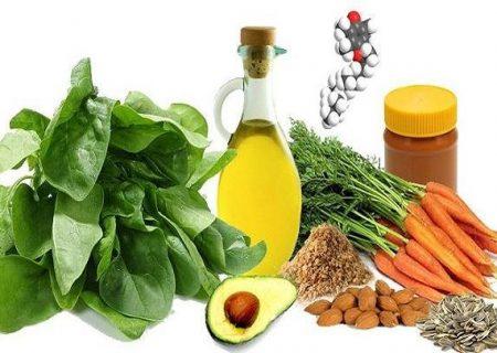 ویتامین E در رشد مناسب سیستم عصبی ضروری است