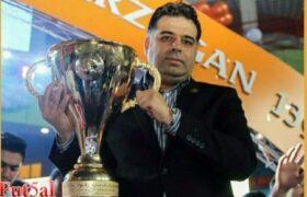 سهم مس از افتخارات جهانی فوتسال ایران برجسته و ارزنده است/ اولویت باشگاه مس، الگو شدن در اخلاق است