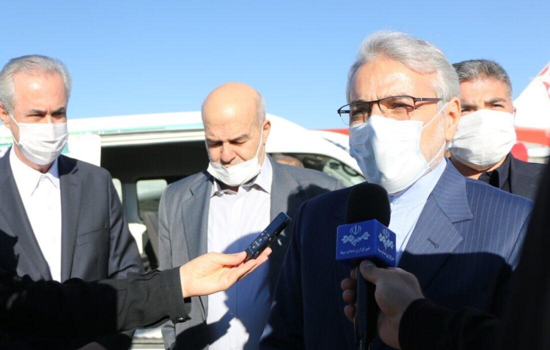 ساخت و تعمیر ۶۵۰۰ واحد مسکونی در مناطق زلزلهزده آذربایجانشرقی