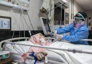فوت ۱۵۳ بیمار کووید۱۹ در شبانهروز گذشته